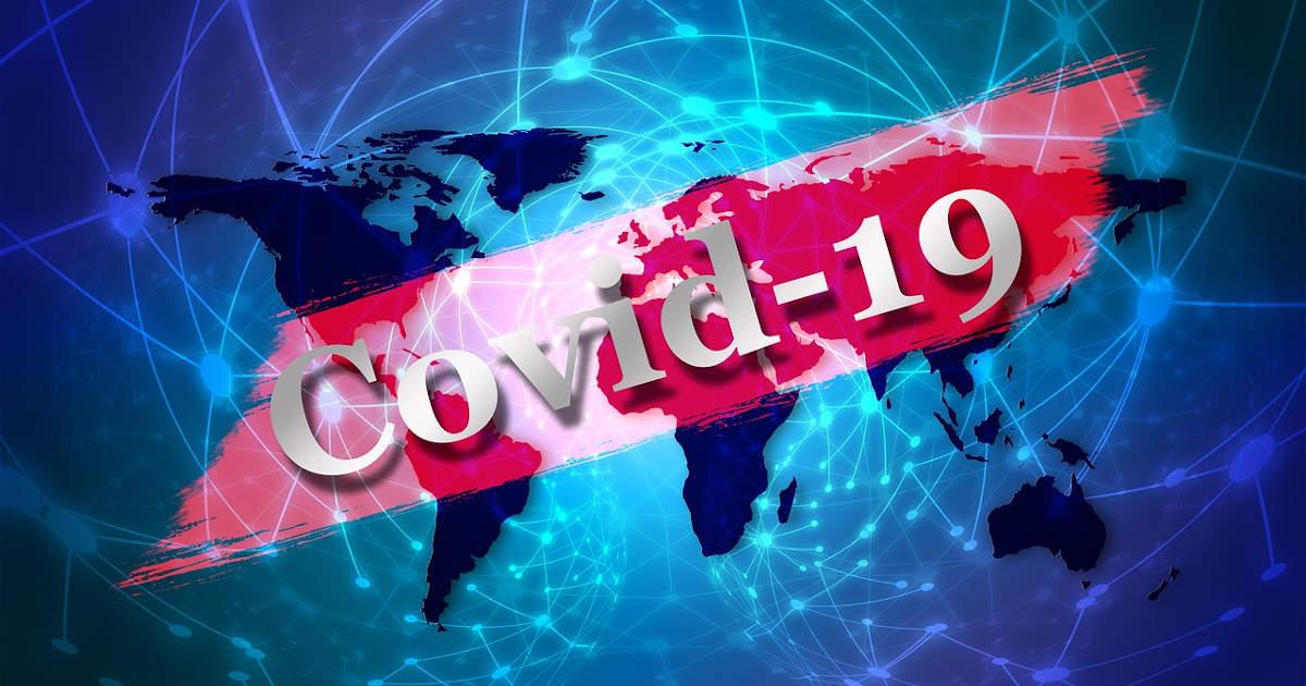 covid-19 world map