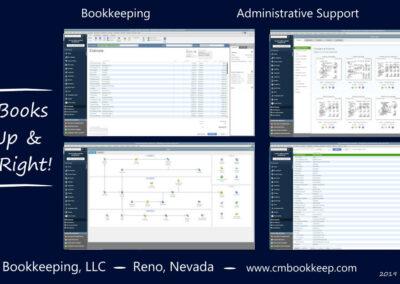 QuickBooks Desktop views