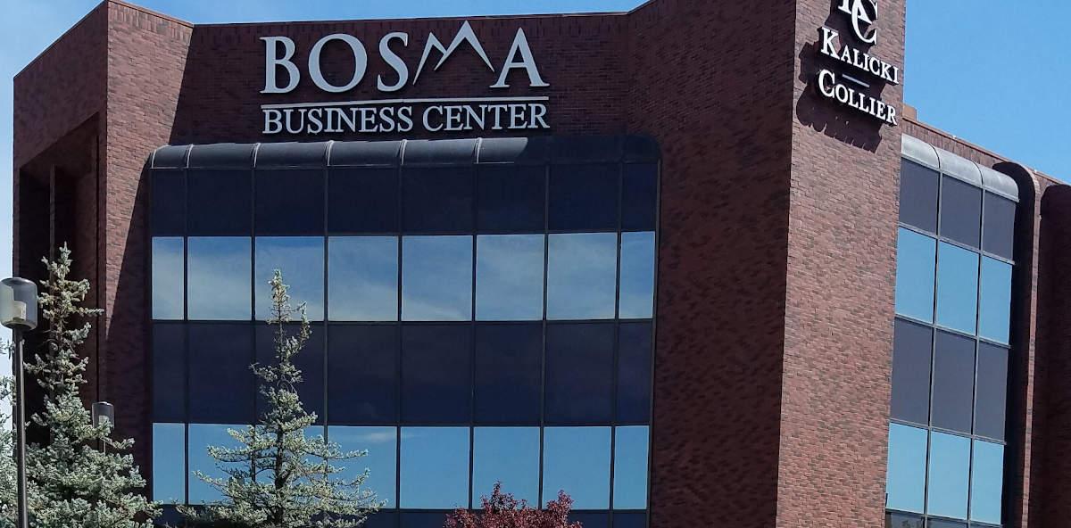 bosma center office building