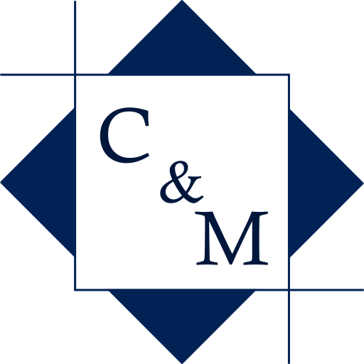 c and m companies inc logo