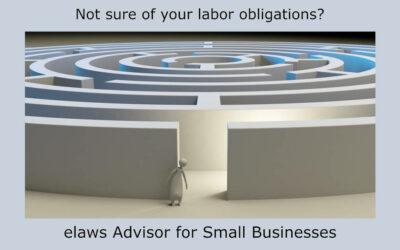 ELaws Advisor