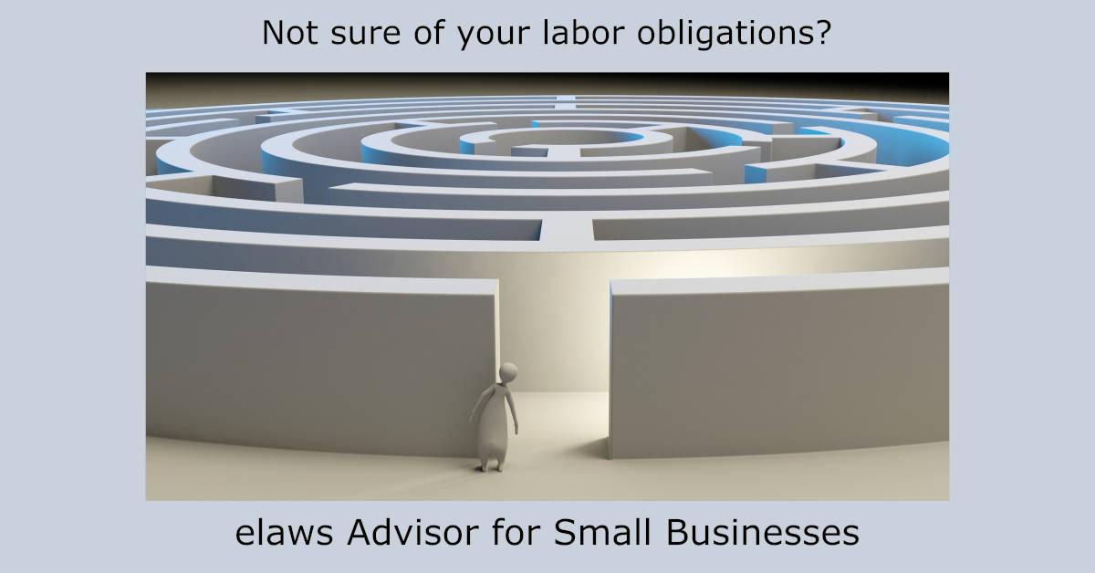 elaws advisor maze