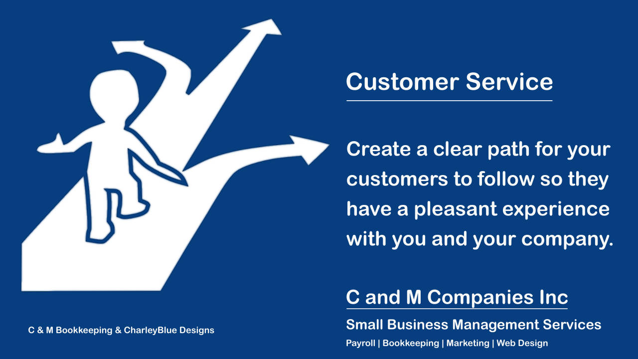 customer service clear pathway