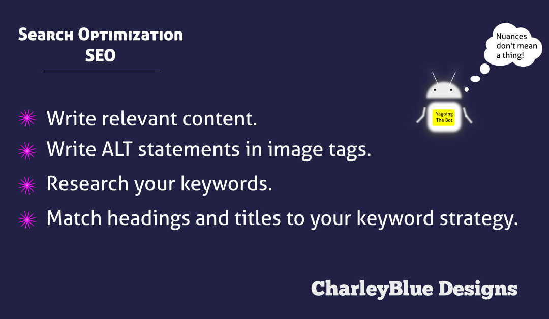 SEO and Subject Matter Content